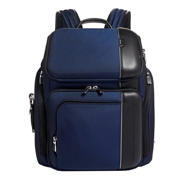 Tumi Arrivé Ford Backpack navy backpack