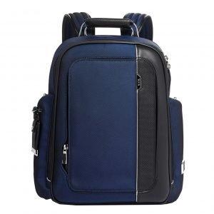 Tumi Arrivé Larson Backpack navy backpack