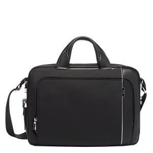 Tumi Arrivé Sadler Briefcase black2