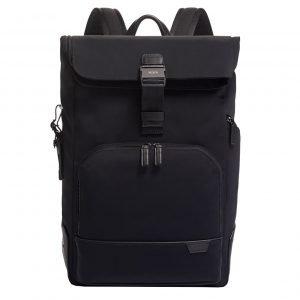 Tumi Harrison Osborn Roll Top Backpack black backpack