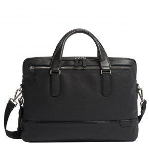 Tumi Harrison Sycamore Slim Brief Leather black