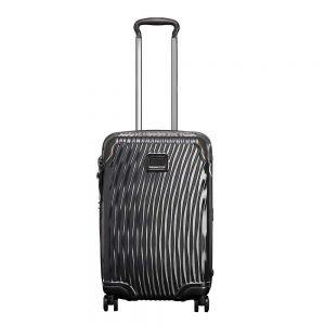 Tumi Latitude International Carry-On black Harde Koffer