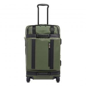 Tumi Merge Expandable 4 Wheeled forest Zachte koffer