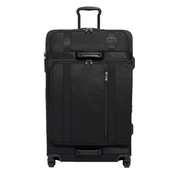 Tumi Merge Extended Trip Expandable Pocket Case black Zachte koffer