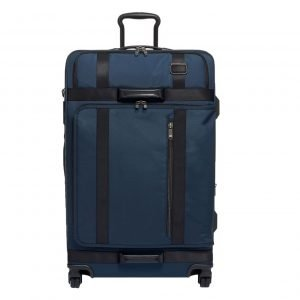 Tumi Merge Extended Trip Expandable Pocket Case navy Zachte koffer
