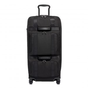Tumi Merge Tall 4 Wheeled Duffel black Zachte koffer
