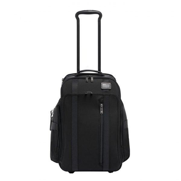 Tumi Merge Wheeled Backpack black Handbagage koffer Trolley