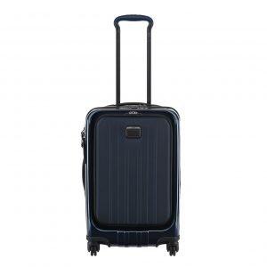 Tumi V4 International Carry-On with Pocket eclipse Harde Koffer