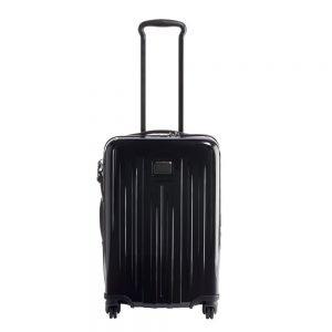 Tumi V4 International Expandable Carry-On black Harde Koffer