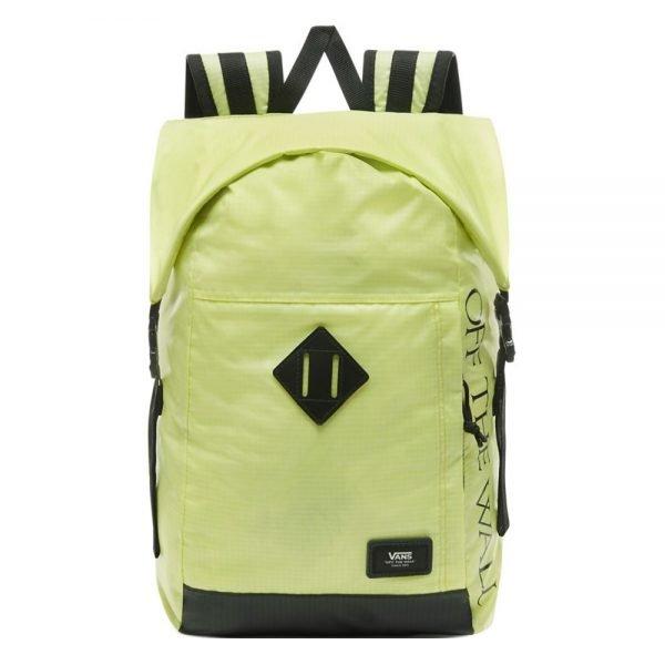 Vans Fend Backpack sunny lime