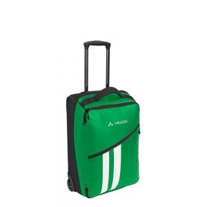 Vaude Rotuma 35 Handbagage Trolley apple green Zachte koffer
