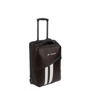 Vaude Rotuma 35 Handbagage Trolley mocca Zachte koffer
