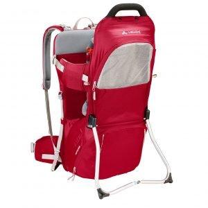 Vaude Shuttle Base Kinderdrager dark indian red backpack