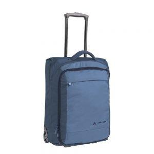 Vaude Turin S Reistas fjord blue Handbagage koffer Trolley