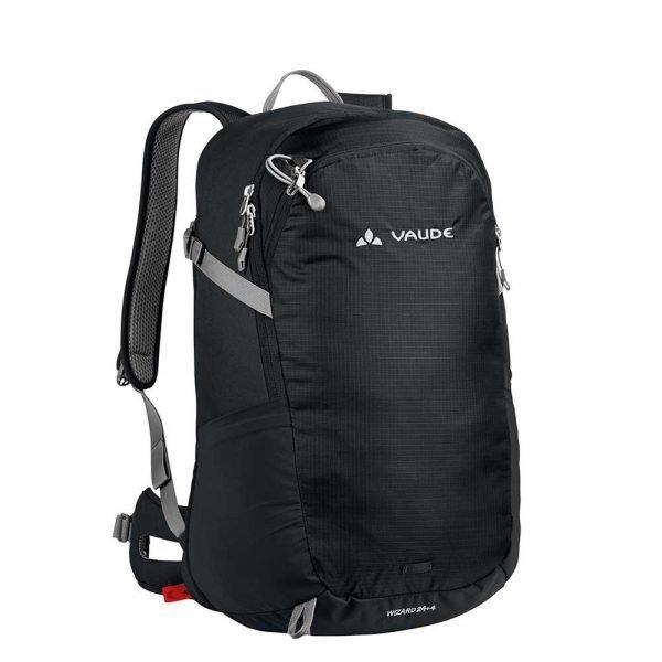 Vaude Wizard 24+4 Rugzak black backpack