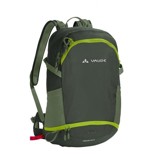 Vaude Wizard 30+4 Rugzak olive backpack