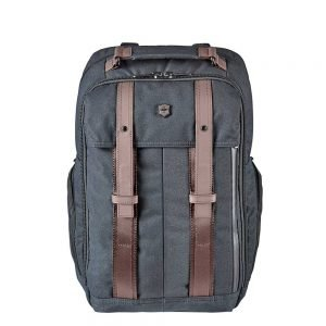 Victorinox Architecture Urban Corbusier grey brown backpack