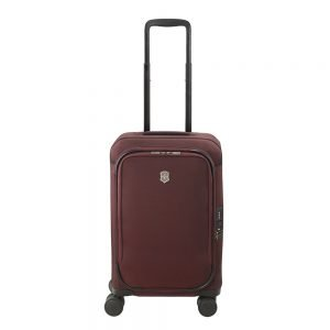 Victorinox Connex Frequent Flyer Softside Carry-On burgundy Zachte koffer