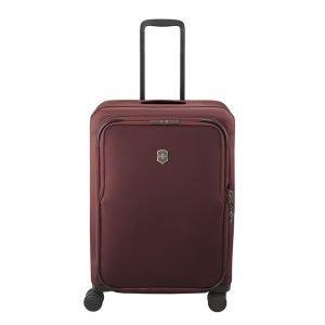 Victorinox Connex Medium Softside Case burgundy Zachte koffer