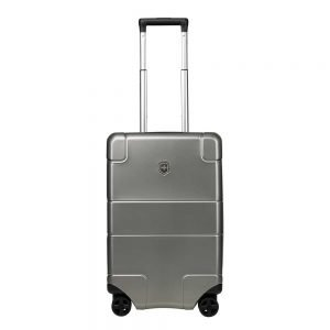 Victorinox Lexicon Frequent Flyer Carry-On titanium Harde Koffer