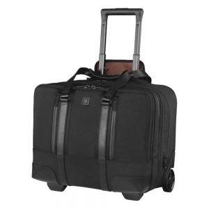 Victorinox Lexicon Professional Century 15 Trolley black Zachte koffer
