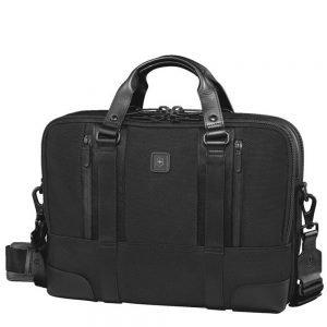 "Victorinox Lexicon Professional LaSalle Briefcase 13"" black"