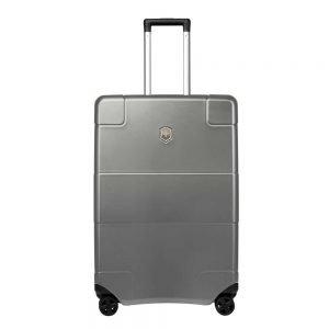 Victorinox Lexicon Trolley 68 titanium Harde Koffer
