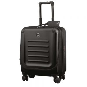 Victorinox Spectra 2.0 Dual-Access Extra-Capacity U.S Carry-On 55 black Harde Koffer