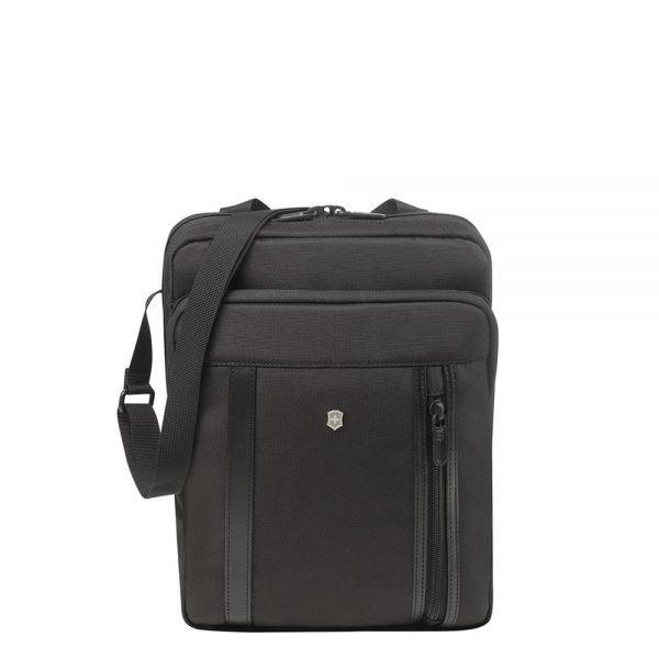 Victorinox Werks Professional 2.0 Crossbody Laptop Bag black