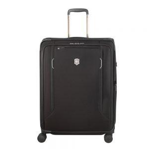 Victorinox Werks Traveler 6.0 Softside Large Case black Zachte koffer
