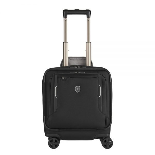 Victorinox Werks Traveler 6.0 Wheeled Boarding Tote black Zakelijke koffer