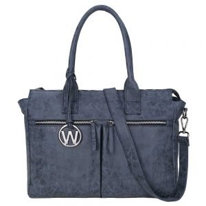 Wimona Catarina Dames Laptoptas dark blue