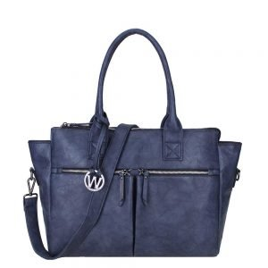 Wimona Catarina-One Dames Laptoptas dark blue