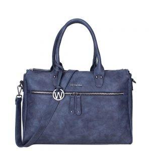 Wimona Fabiana-Two Dames Laptoptas dark blue