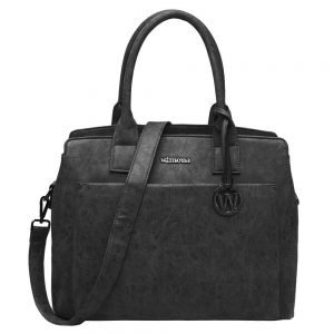 Wimona Isabella Dames Laptoptas black