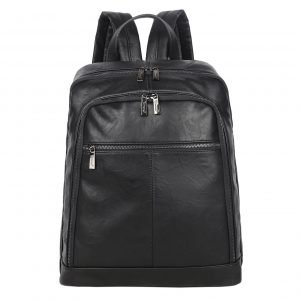 Wimona Marina Rugzak black backpack