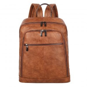 Wimona Marina Rugzak cognac backpack