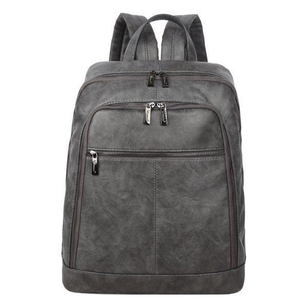 Wimona Marina Rugzak grey backpack