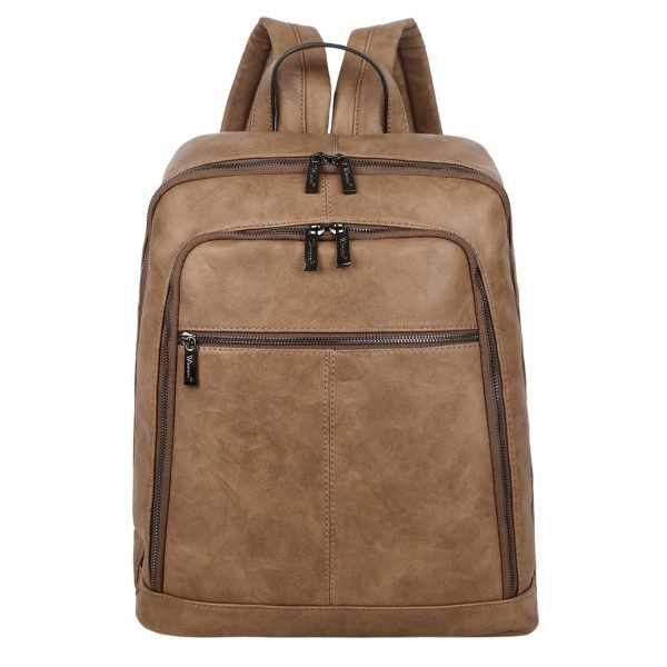 Wimona Marina Rugzak taupe backpack