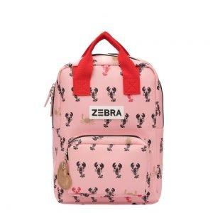 Zebra Trends Girls Rugzak S Vierkant lobster Kindertas