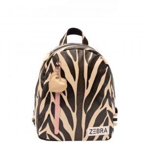 Zebra Trends Girls Rugzak S zebra pink 2 Kindertas