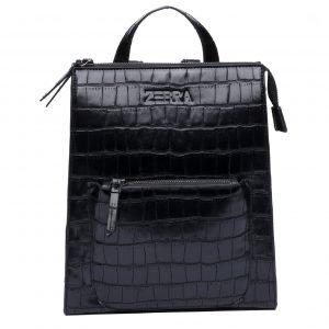 Zebra Trends Natural Backpack Siena Croco black Damestas