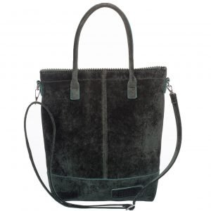 Zebra Trends Natural Bag Kartel Velvet army Damestas