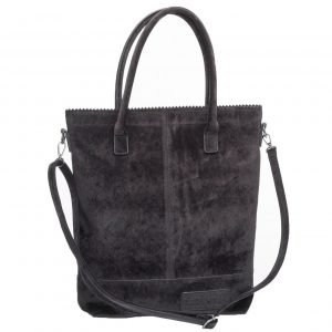Zebra Trends Natural Bag Kartel Velvet black Damestas