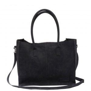 Zebra Trends Natural Bag Lisa black Damestas