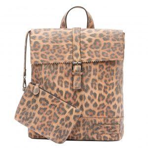Zebra Trends Natural Bag Loiza Backpack camel Damestas