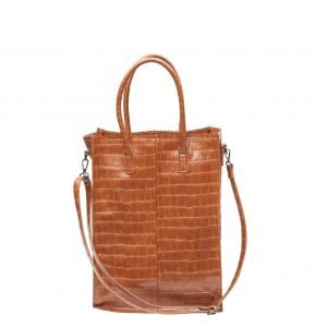 Zebra Trends Natural Bag Rosa XL Croco camel Damestas