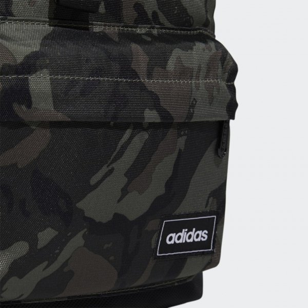 Adidas Classic Camo Backpack S green