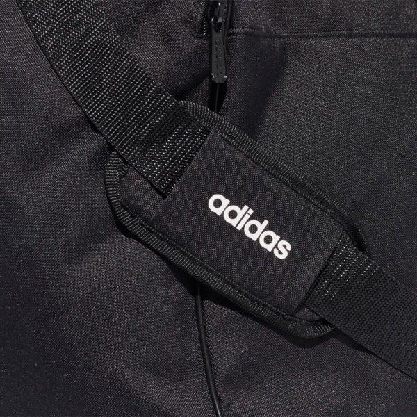 Adidas Training Linear Duffel L black/black/white Weekendtas