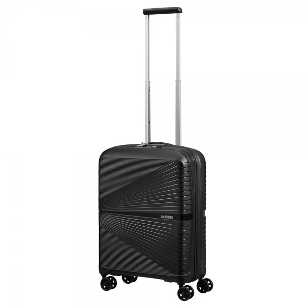 American Tourister Airconic Spinner 55 onyx black Harde Koffer